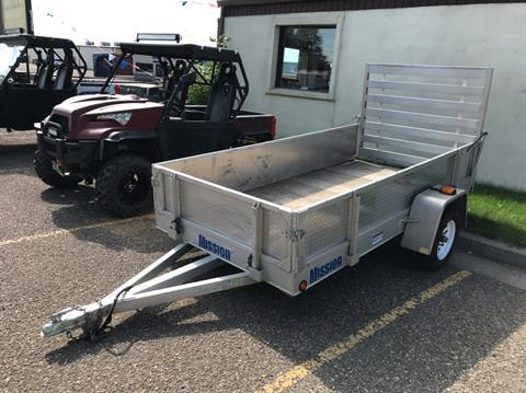 2010 Alcom Trailer 5X10 TRAILER in Bismarck, North Dakota