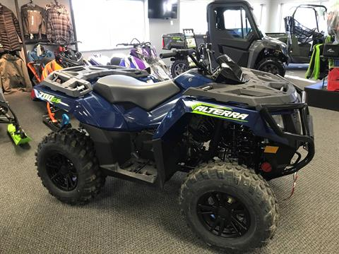 2021 Arctic Cat Alterra 700 SE in Bismarck, North Dakota - Photo 1