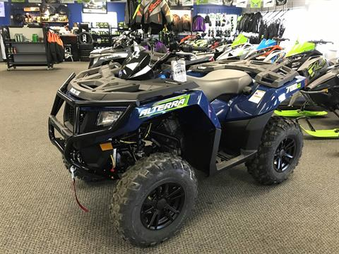 2021 Arctic Cat Alterra 700 SE in Bismarck, North Dakota - Photo 2