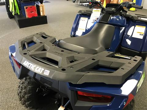 2021 Arctic Cat Alterra 700 SE in Bismarck, North Dakota - Photo 8