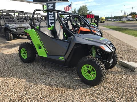 2018 Arctic Cat Wildcat Trail LTD in Bismarck, North Dakota