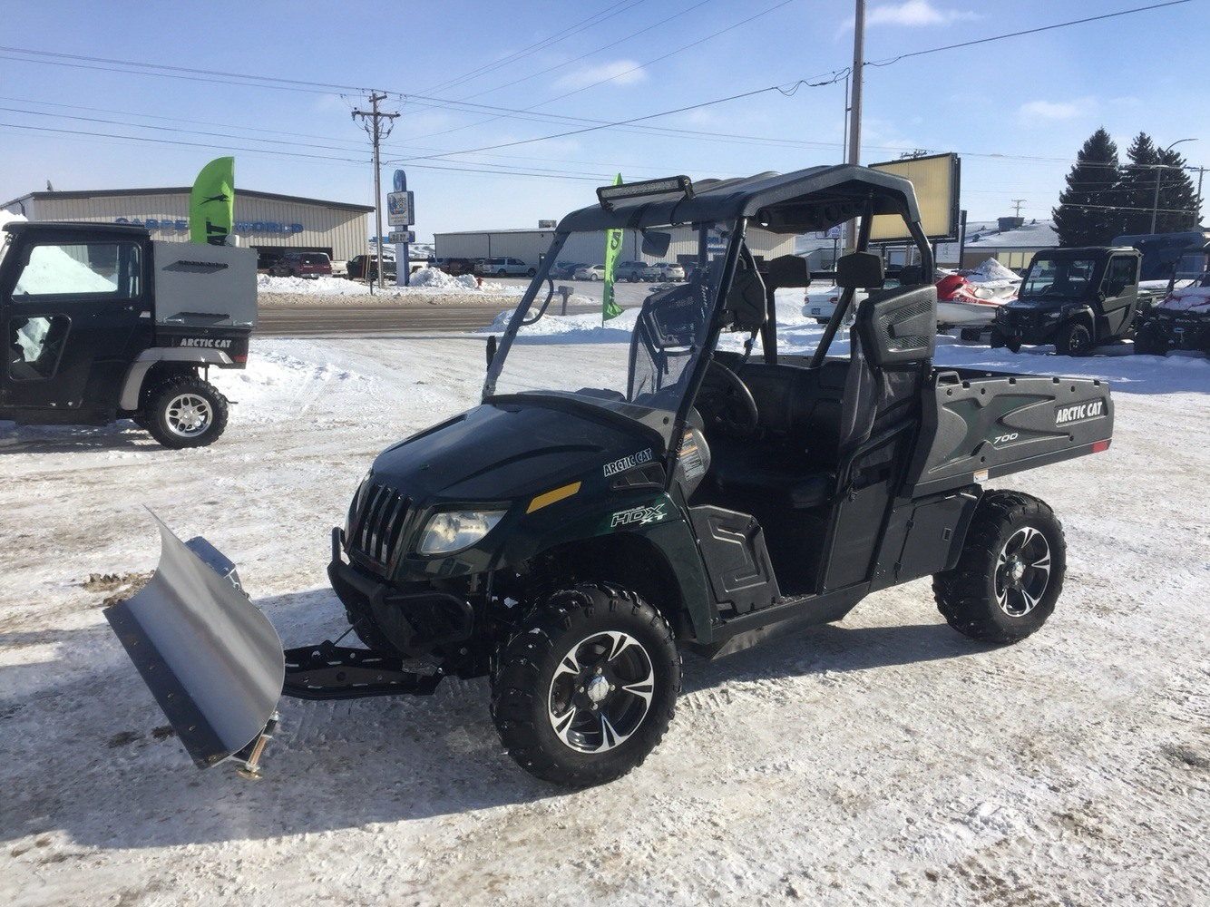 2015 Arctic Cat Prowler® 700 HDX™ XT™ EPS in Bismarck, North Dakota