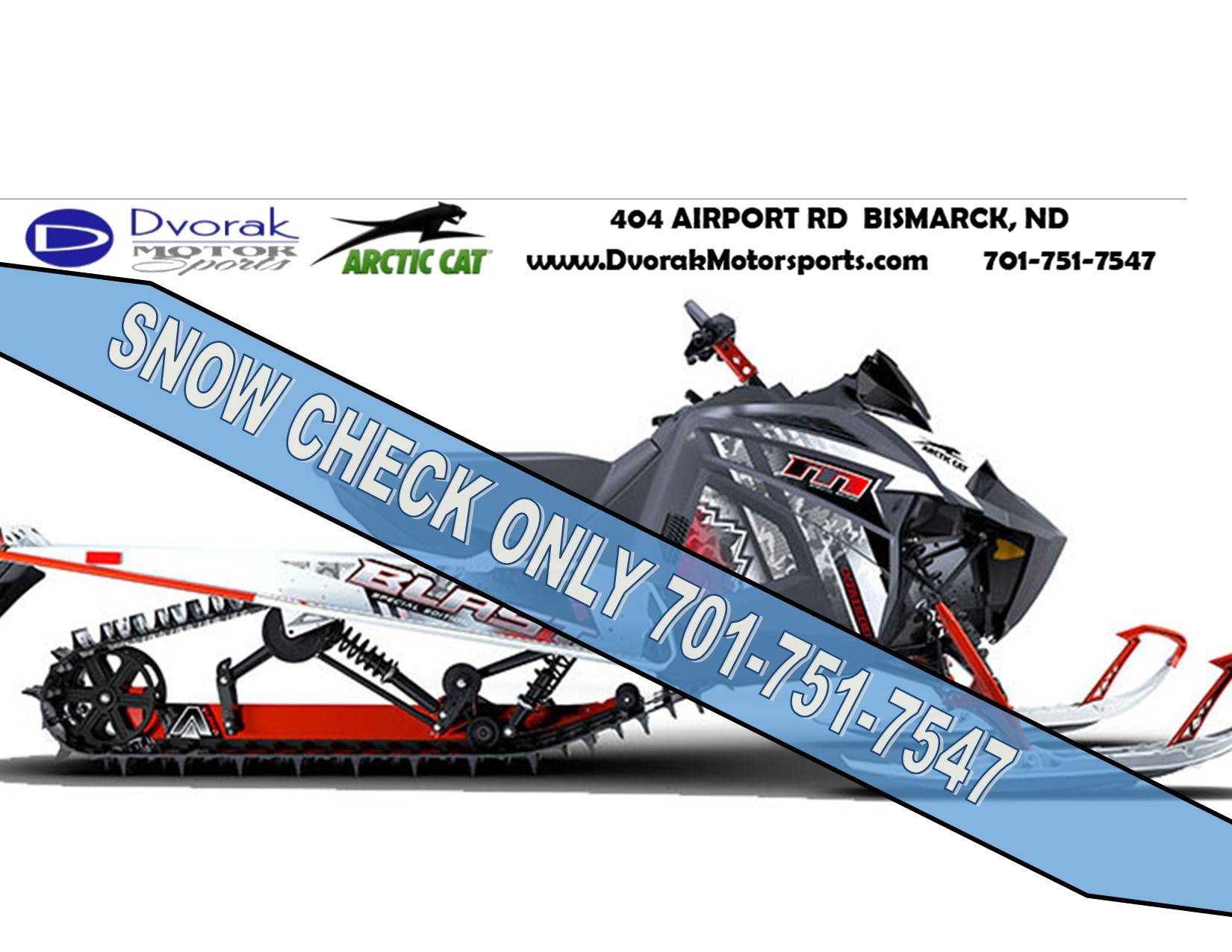 2021 Arctic Cat Blast M 4000 Special Edition ES in Bismarck, North Dakota - Photo 1