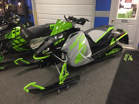 2018 Arctic Cat ZR 8000 RR ES 129 in Bismarck, North Dakota
