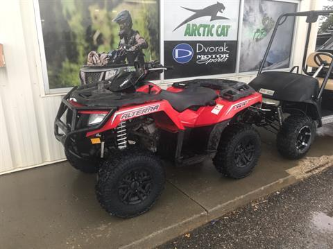 2017 Arctic Cat Alterra 700 XT EPS in Bismarck, North Dakota