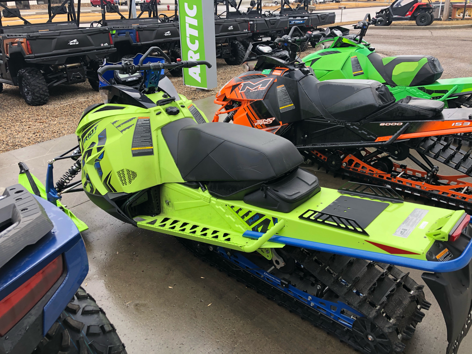 2020 Arctic Cat Riot 8000 QS3 1.60 ES in Bismarck, North Dakota - Photo 4