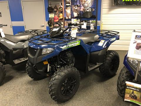 2021 Arctic Cat Alterra 700 EPS in Bismarck, North Dakota