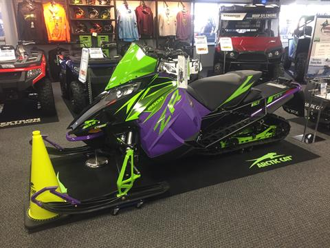 2019 Arctic Cat ZR 8000 Limited ES 137 iACT in Bismarck, North Dakota