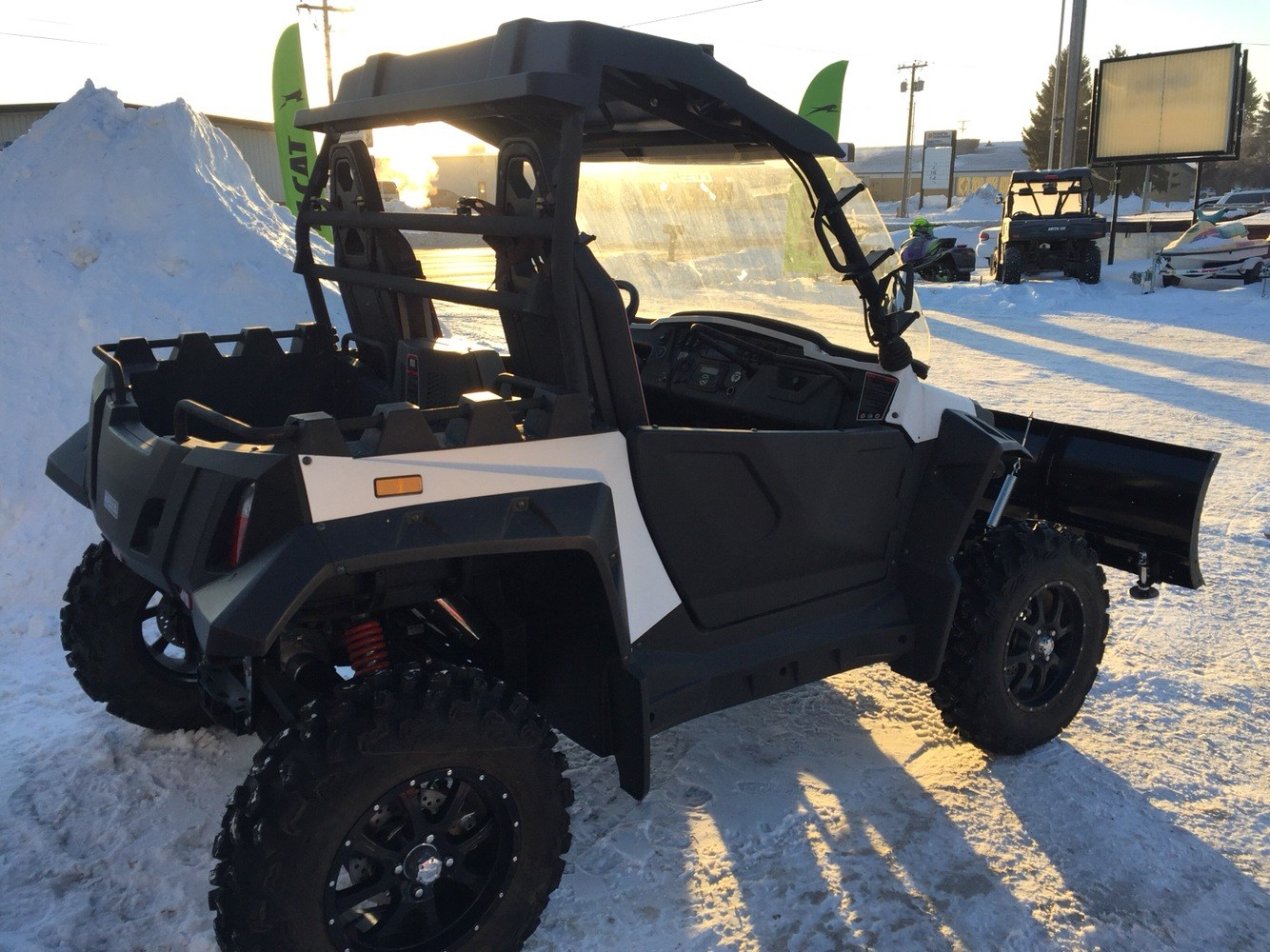 2017 Odes RAIDER LT 800CC in Bismarck, North Dakota