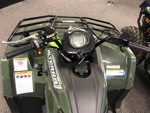 2021 Arctic Cat Alterra 450 in Bismarck, North Dakota - Photo 3