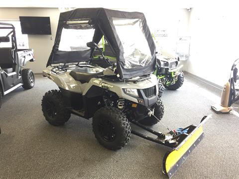 2018 Arctic Cat Alterra 700 XT EPS in Bismarck, North Dakota