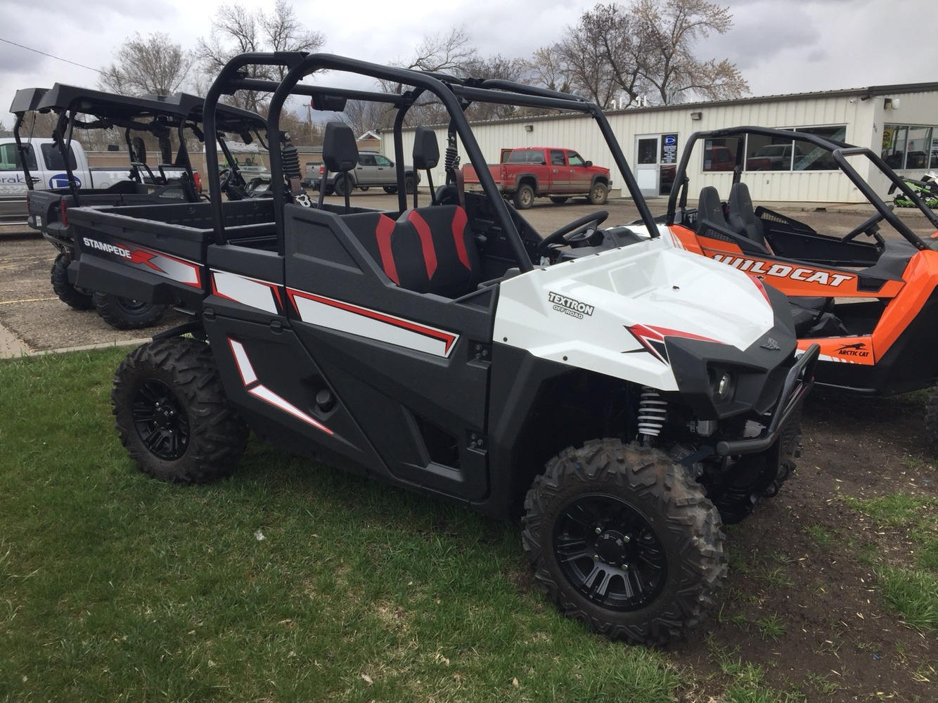 2018 Arctic Cat Stampede X in Bismarck, North Dakota - Photo 1