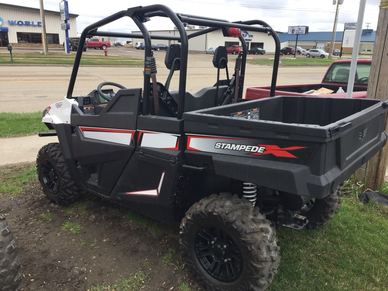 2018 Arctic Cat Stampede X in Bismarck, North Dakota - Photo 2