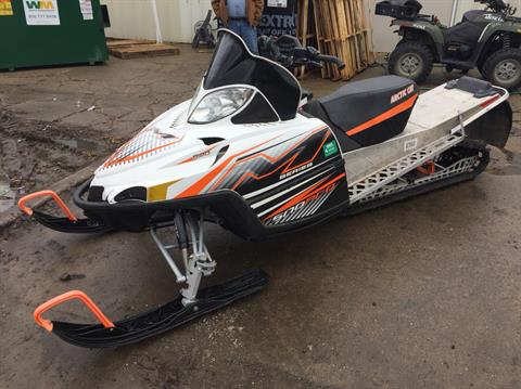 "2010 Arctic Cat M8 H.O. Sno Pro® 153"" in Bismarck, North Dakota"