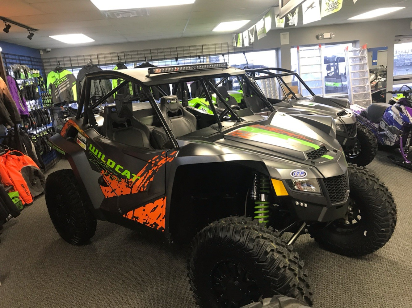 2018 Arctic Cat Wildcat XX in Bismarck, North Dakota - Photo 2