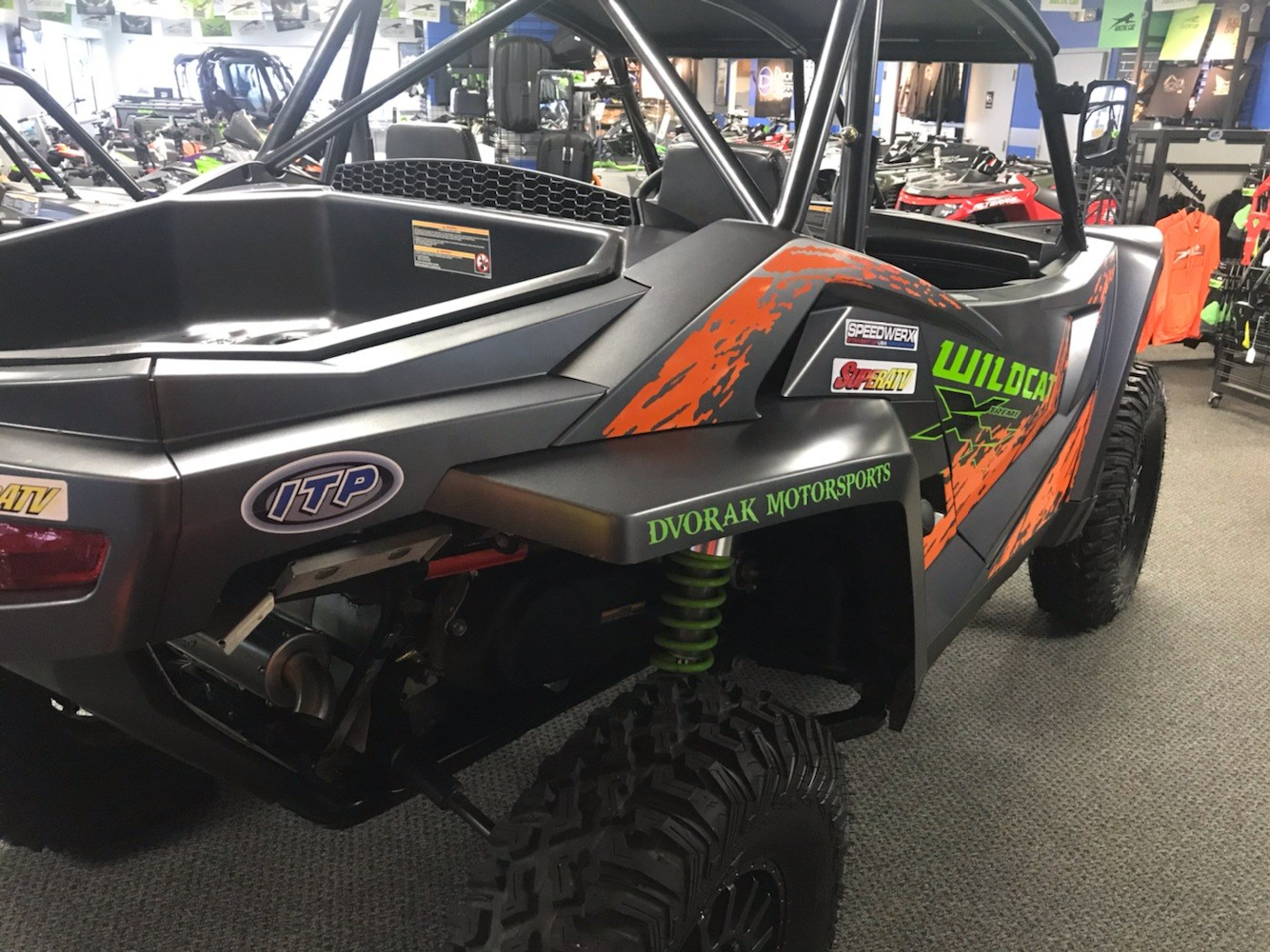 2018 Arctic Cat Wildcat XX in Bismarck, North Dakota - Photo 3