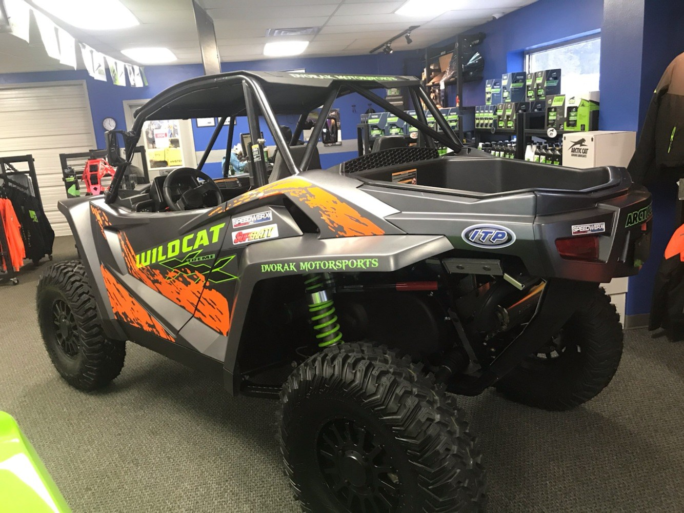 2018 Arctic Cat Wildcat XX in Bismarck, North Dakota - Photo 4