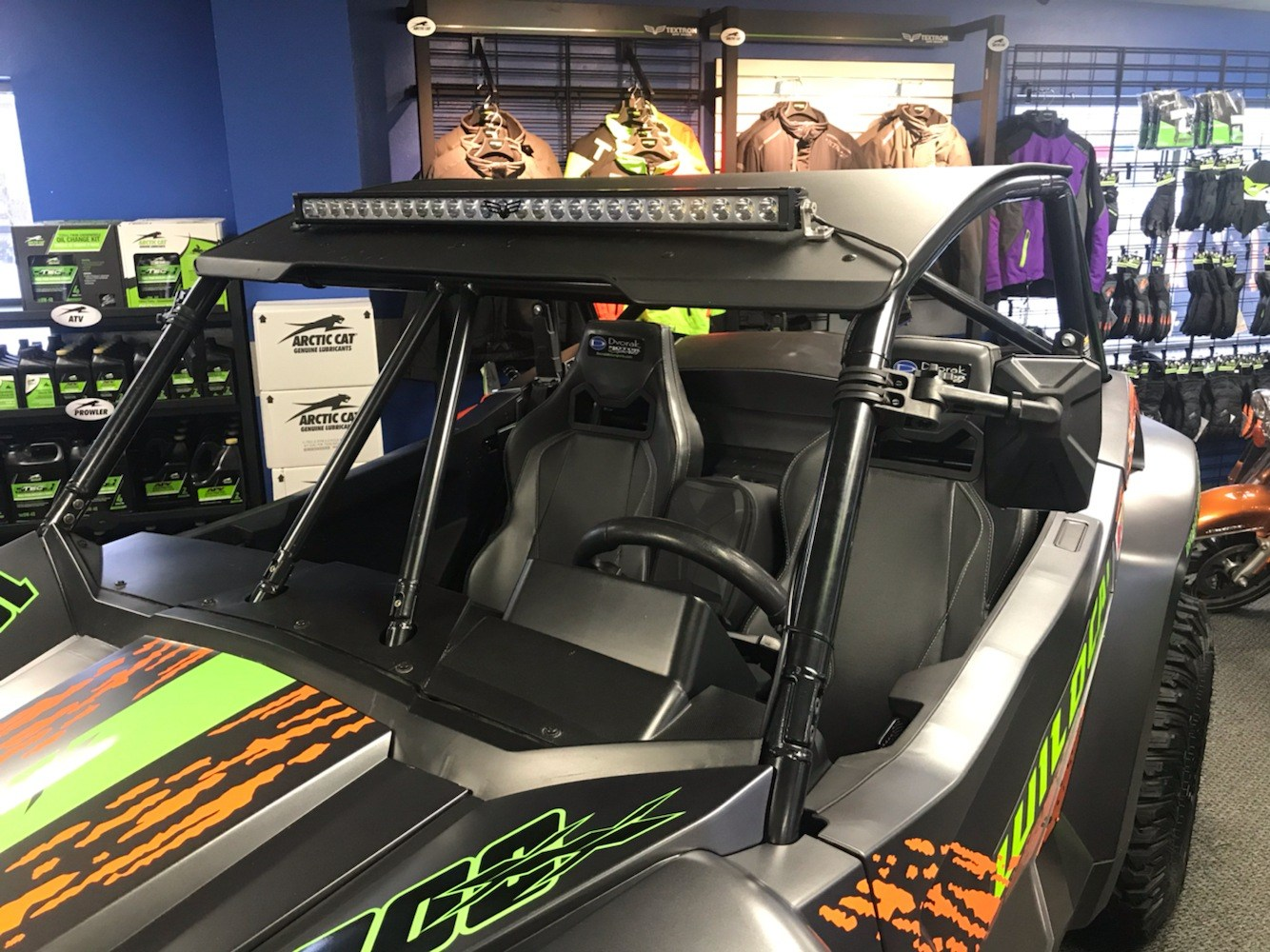 2018 Arctic Cat Wildcat XX in Bismarck, North Dakota - Photo 7