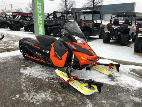 2016 Ski-Doo Renegade Backcountry 800R E-TEC in Bismarck, North Dakota - Photo 1