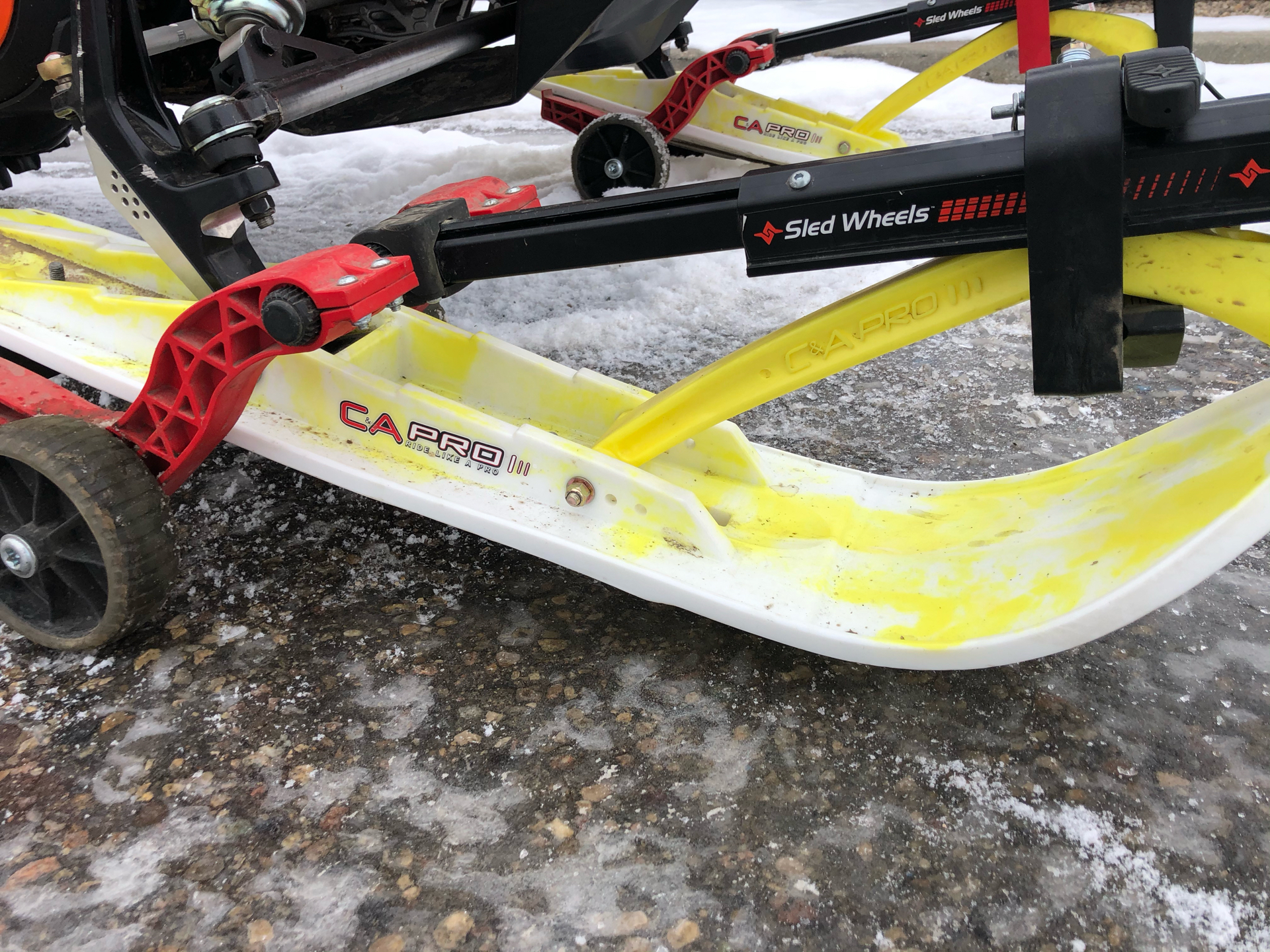 2016 Ski-Doo Renegade Backcountry 800R E-TEC in Bismarck, North Dakota - Photo 5