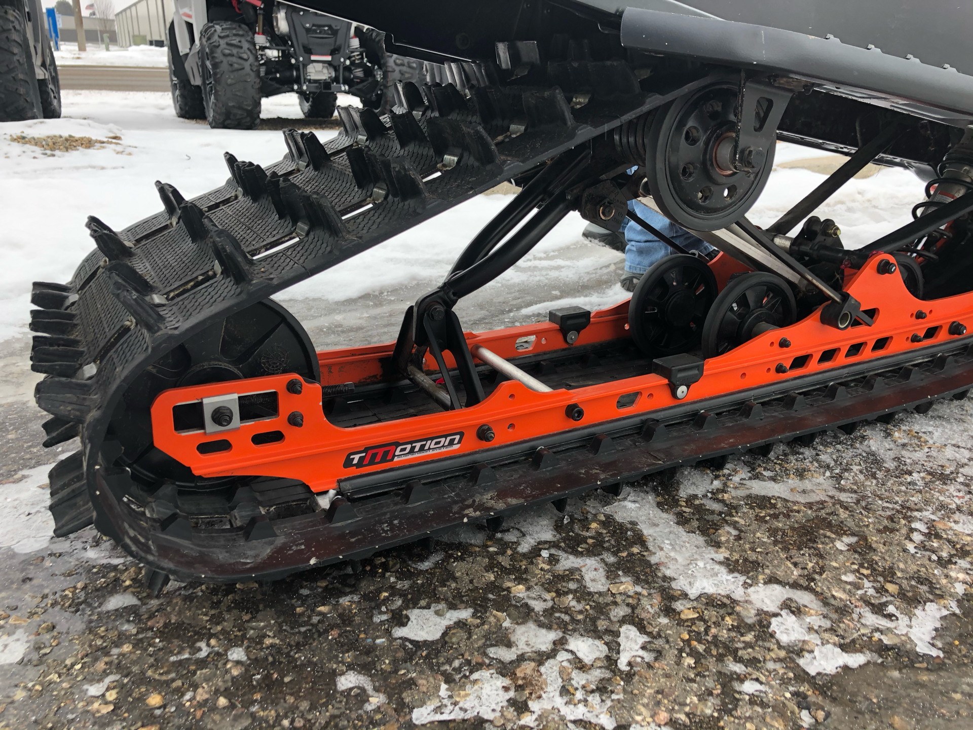 2016 Ski-Doo Renegade Backcountry 800R E-TEC in Bismarck, North Dakota - Photo 6