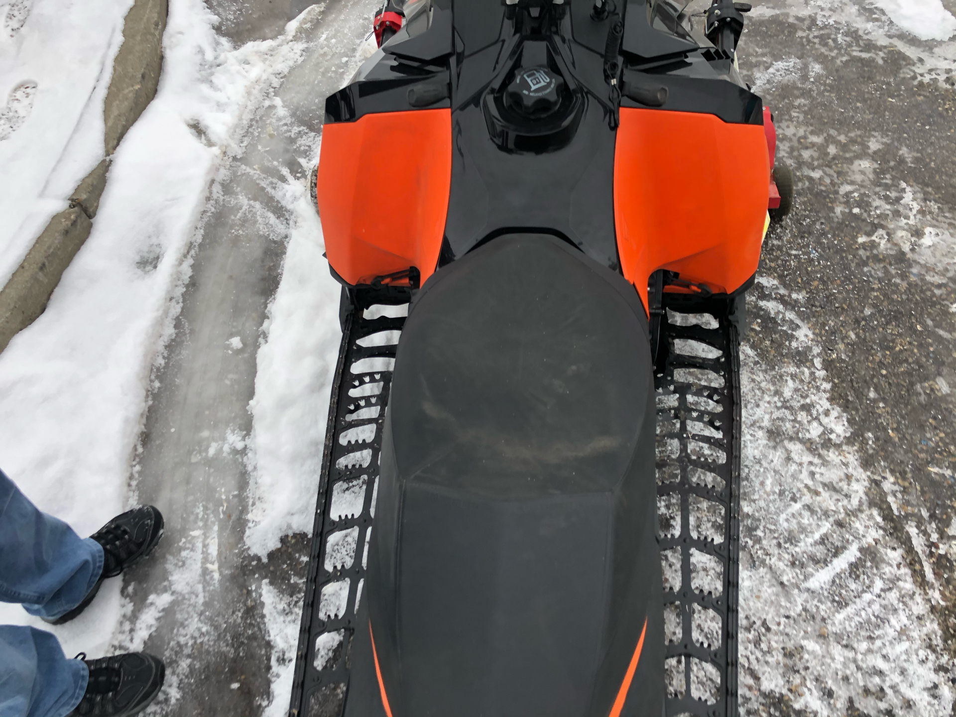 2016 Ski-Doo Renegade Backcountry 800R E-TEC in Bismarck, North Dakota - Photo 7