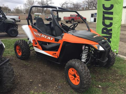 2018 Arctic Cat Wildcat Sport XT in Bismarck, North Dakota