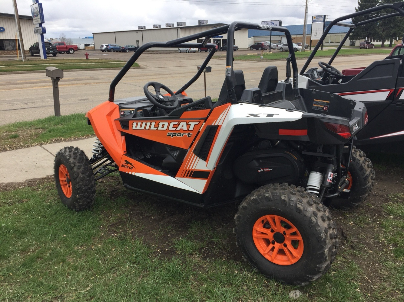 2018 Arctic Cat Wildcat Sport XT in Bismarck, North Dakota - Photo 2