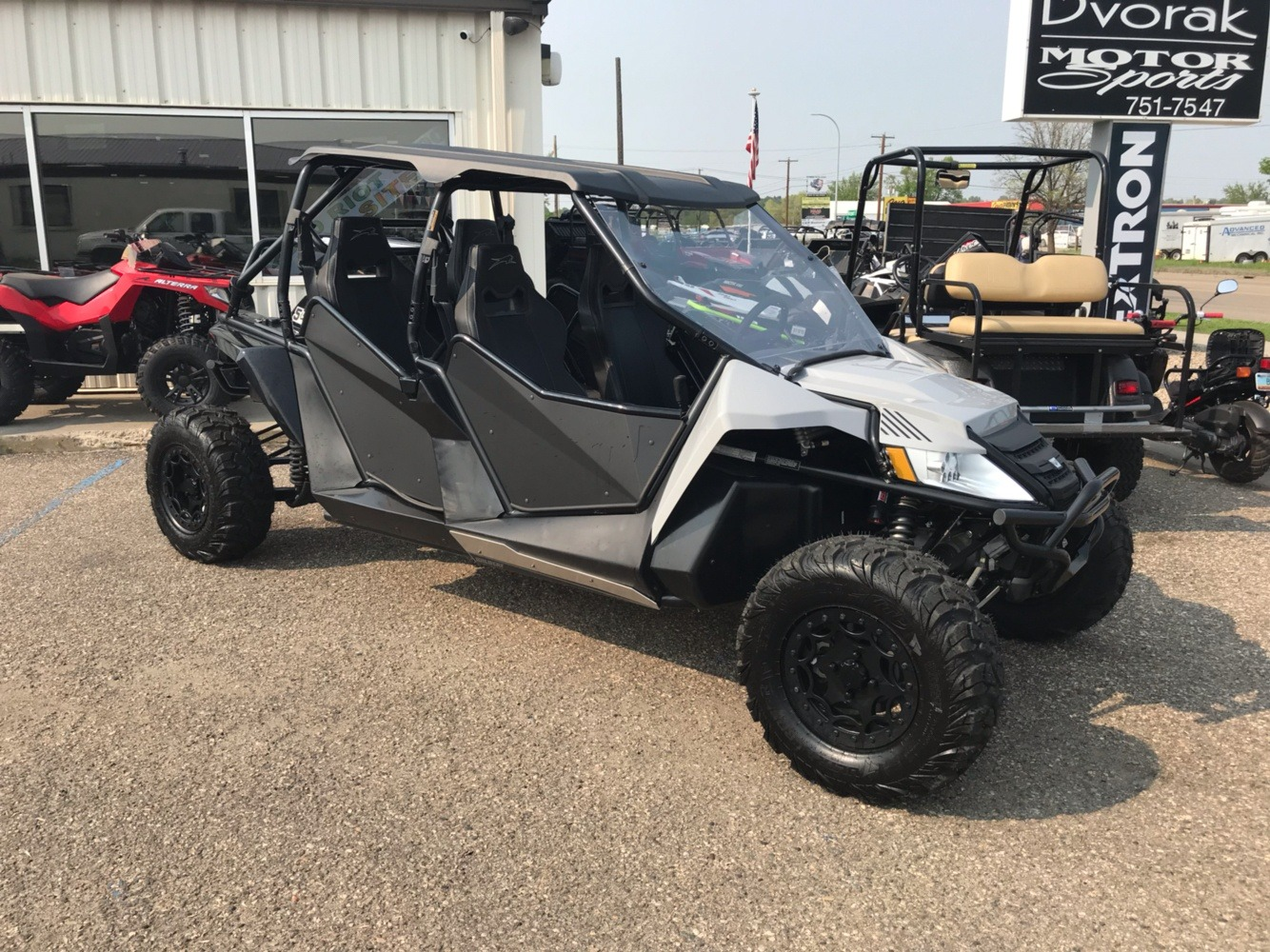 2018 Arctic Cat Wildcat 4X LTD in Bismarck, North Dakota - Photo 1
