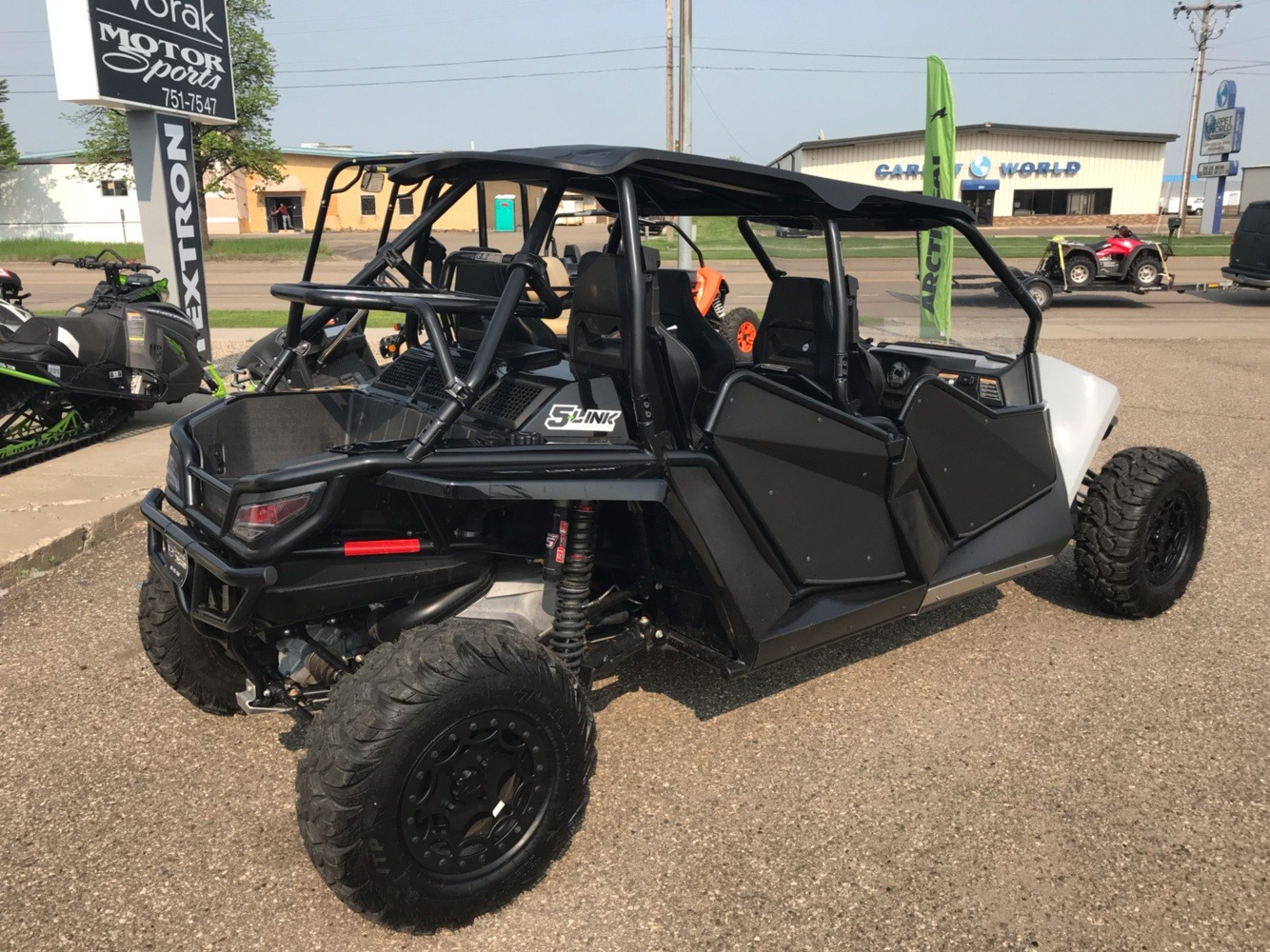 2018 Arctic Cat Wildcat 4X LTD in Bismarck, North Dakota - Photo 4