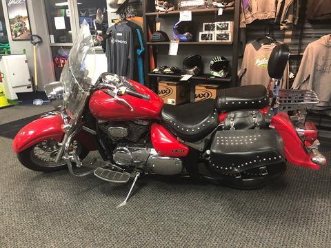 2005 Suzuki Boulevard C50 Limited in Bismarck, North Dakota - Photo 2