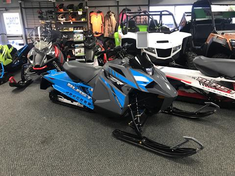 2021 Arctic Cat Blast ZR 4000 ES in Bismarck, North Dakota