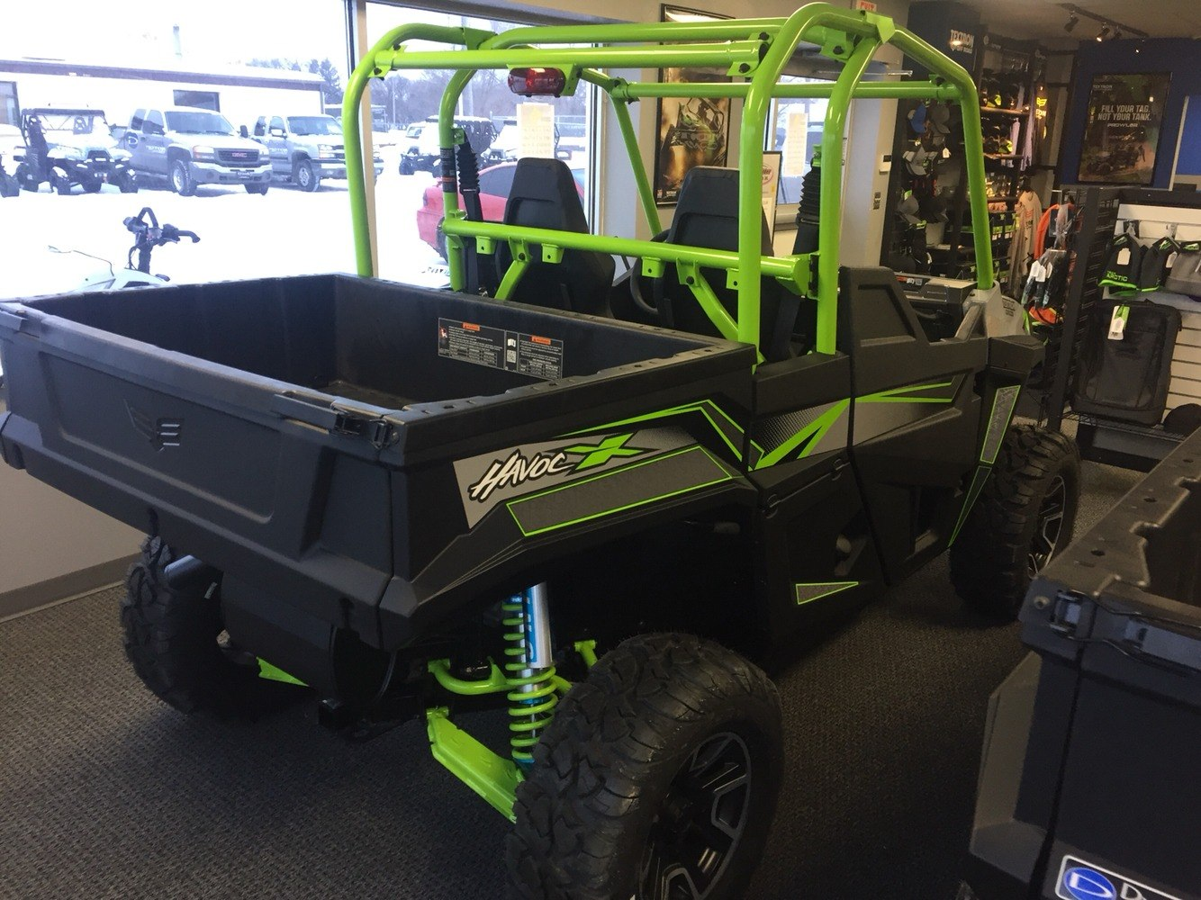 2018 Textron Off Road Havoc X in Bismarck, North Dakota