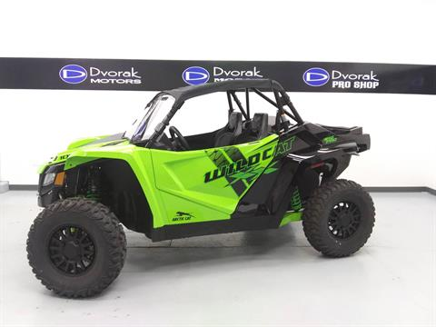 2018 Arctic Cat Wildcat XX in Bismarck, North Dakota