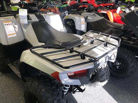 2020 Arctic Cat Alterra 570 in Bismarck, North Dakota - Photo 5