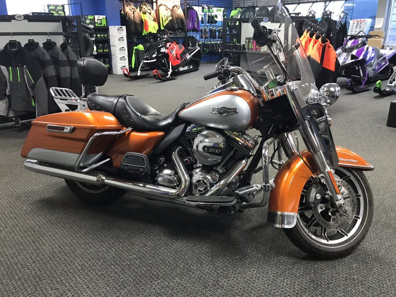 2014 Harley-Davidson Road King® in Bismarck, North Dakota - Photo 1