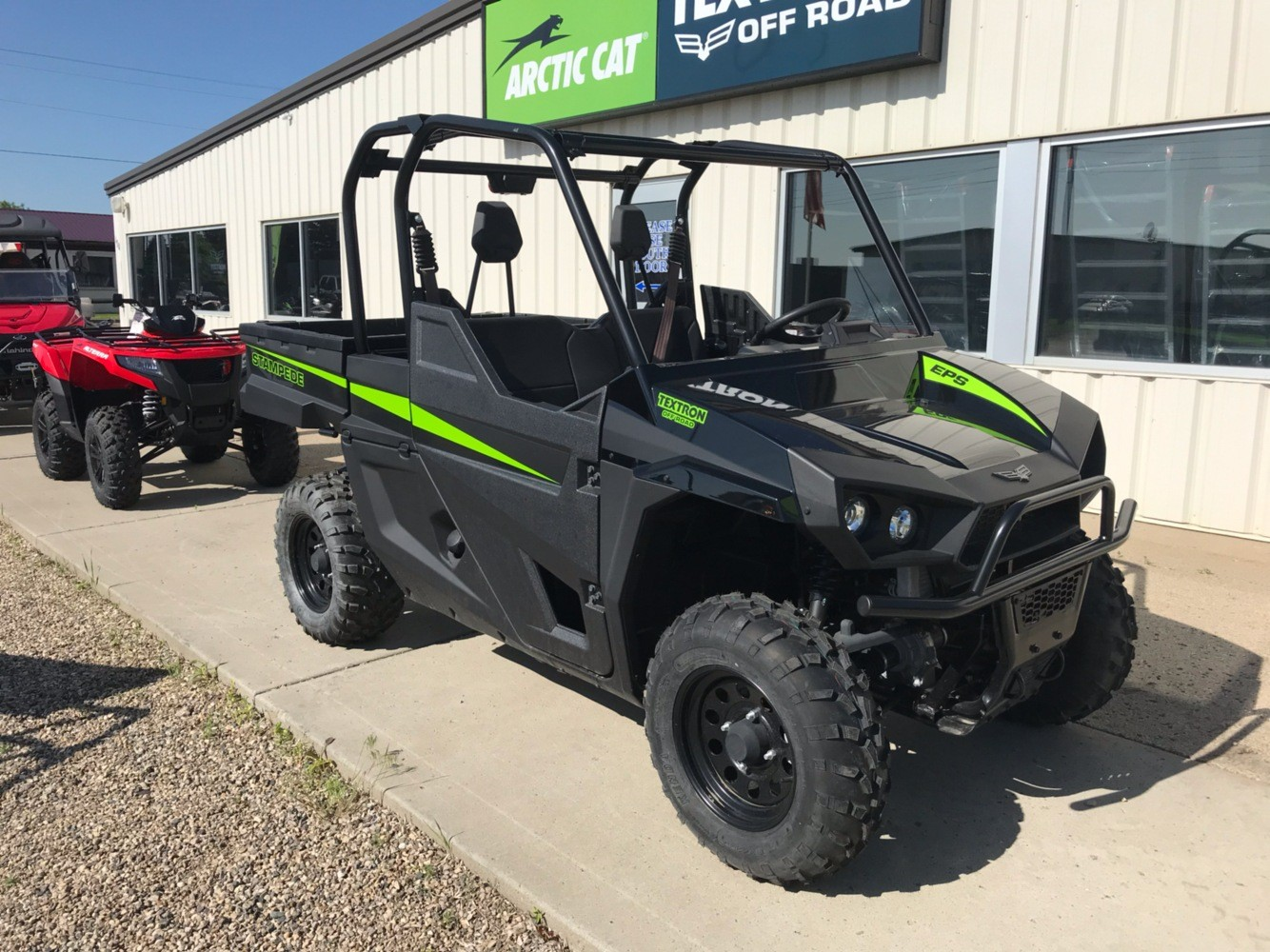 2018 Arctic Cat Stampede in Bismarck, North Dakota - Photo 1