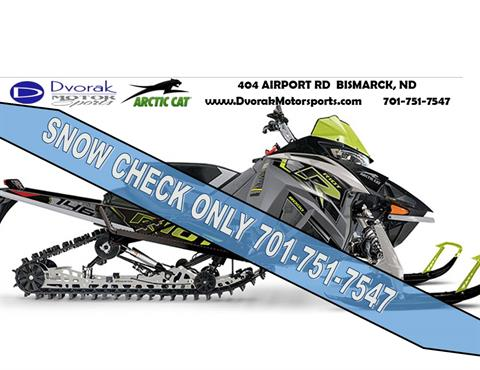 2021 Arctic Cat Riot 8000 QS3 1.60 ES in Bismarck, North Dakota