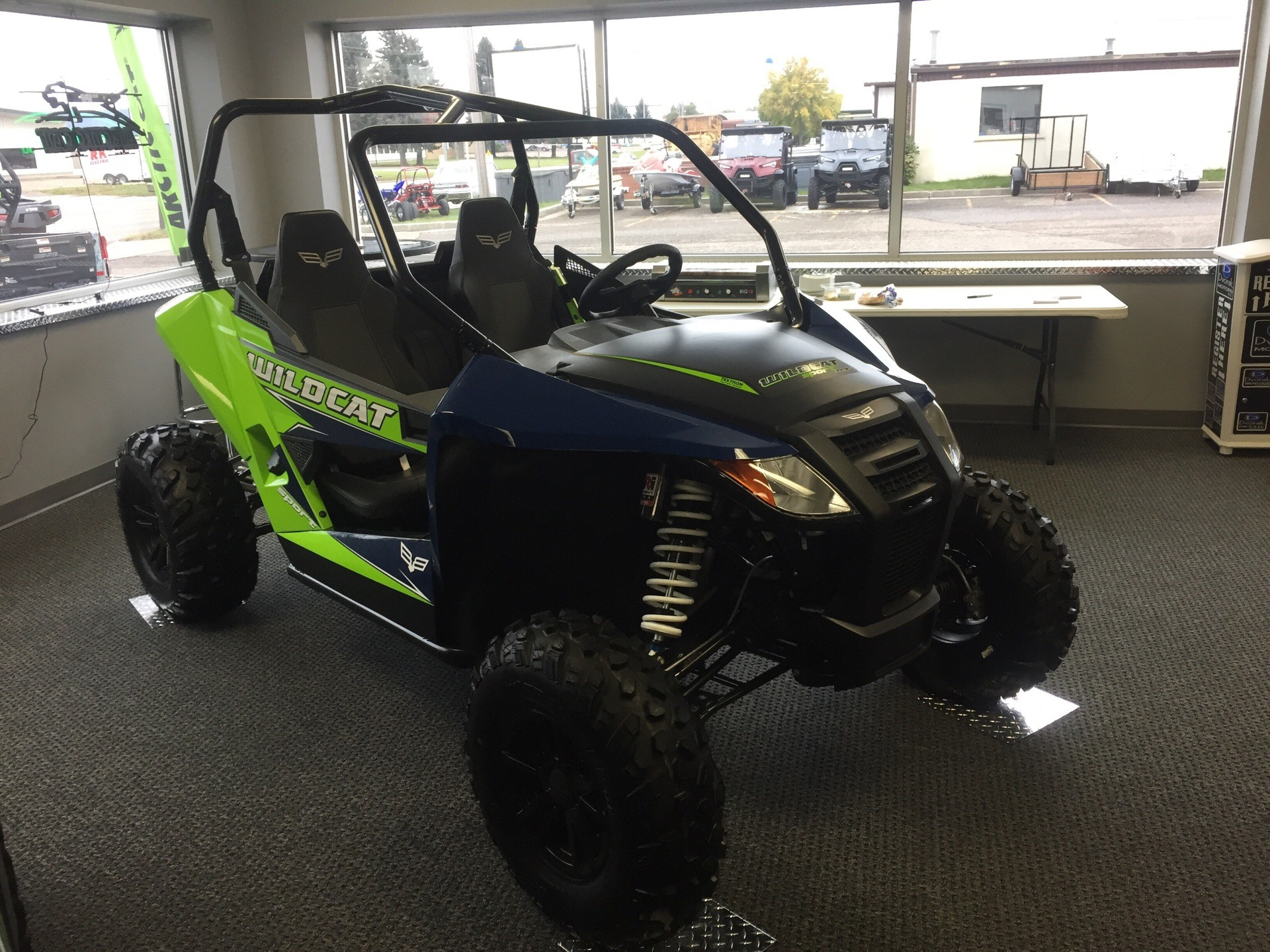 2019 Textron Off Road Wildcat Sport XT in Bismarck, North Dakota