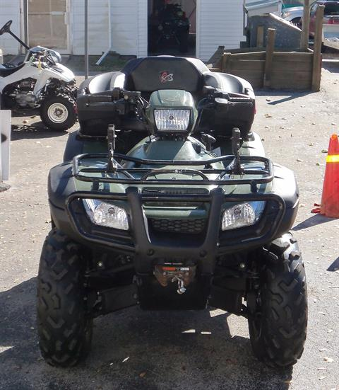 2013 Honda FourTrax® Foreman® Rubicon® with EPS in Palatine Bridge, New York