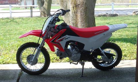 2018 Honda CRF110F in Palatine Bridge, New York