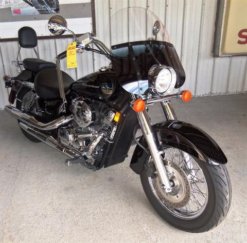 2009 Honda Shadow Aero® in Palatine Bridge, New York