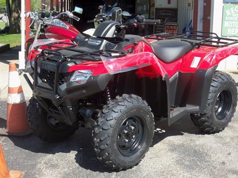 2017 Honda FourTrax Rancher 4x4 ES in Palatine Bridge, New York