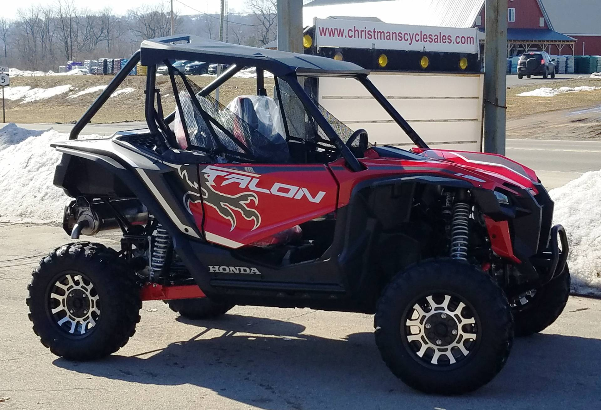 2019 Honda Talon 1000X in Palatine Bridge, New York - Photo 1