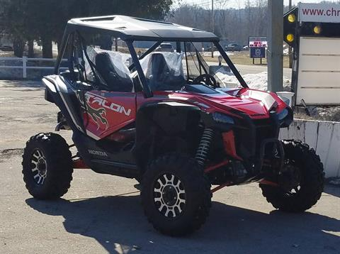 2019 Honda Talon 1000X in Palatine Bridge, New York - Photo 3