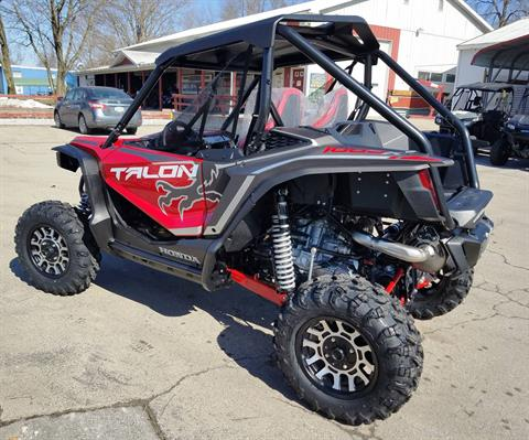 2019 Honda Talon 1000X in Palatine Bridge, New York - Photo 4