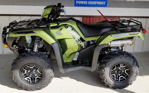 2020 Honda FourTrax Foreman Rubicon 4x4 Automatic DCT EPS Deluxe in Palatine Bridge, New York - Photo 1
