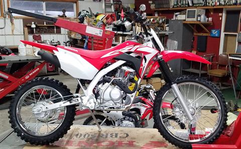 2019 Honda CRF125F (Big Wheel) in Palatine Bridge, New York