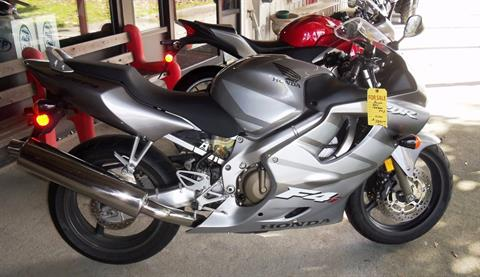 2005 Honda CBR®600F4i in Palatine Bridge, New York