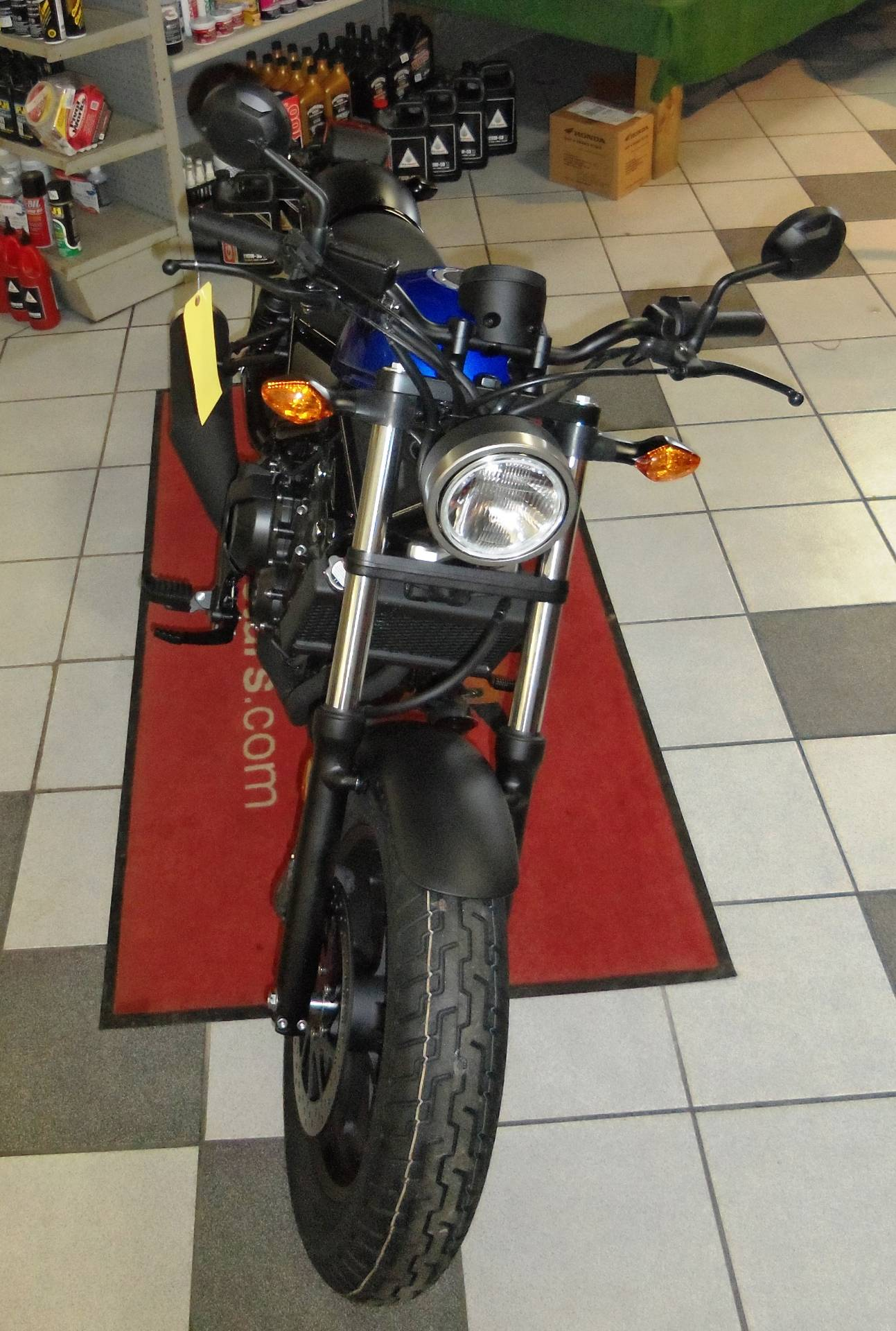 2018 Honda Rebel 500 in Palatine Bridge, New York - Photo 2